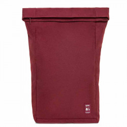 sac Lefrik roll bordeaux